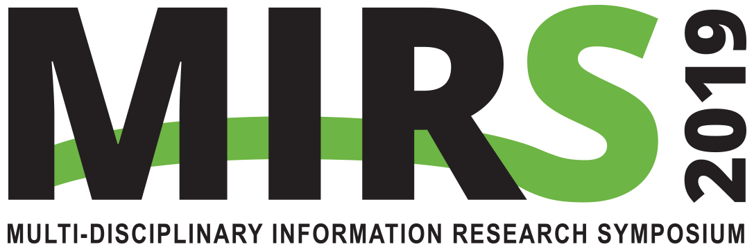 MIRS: Multi-Disciplinary Information Research Symposium